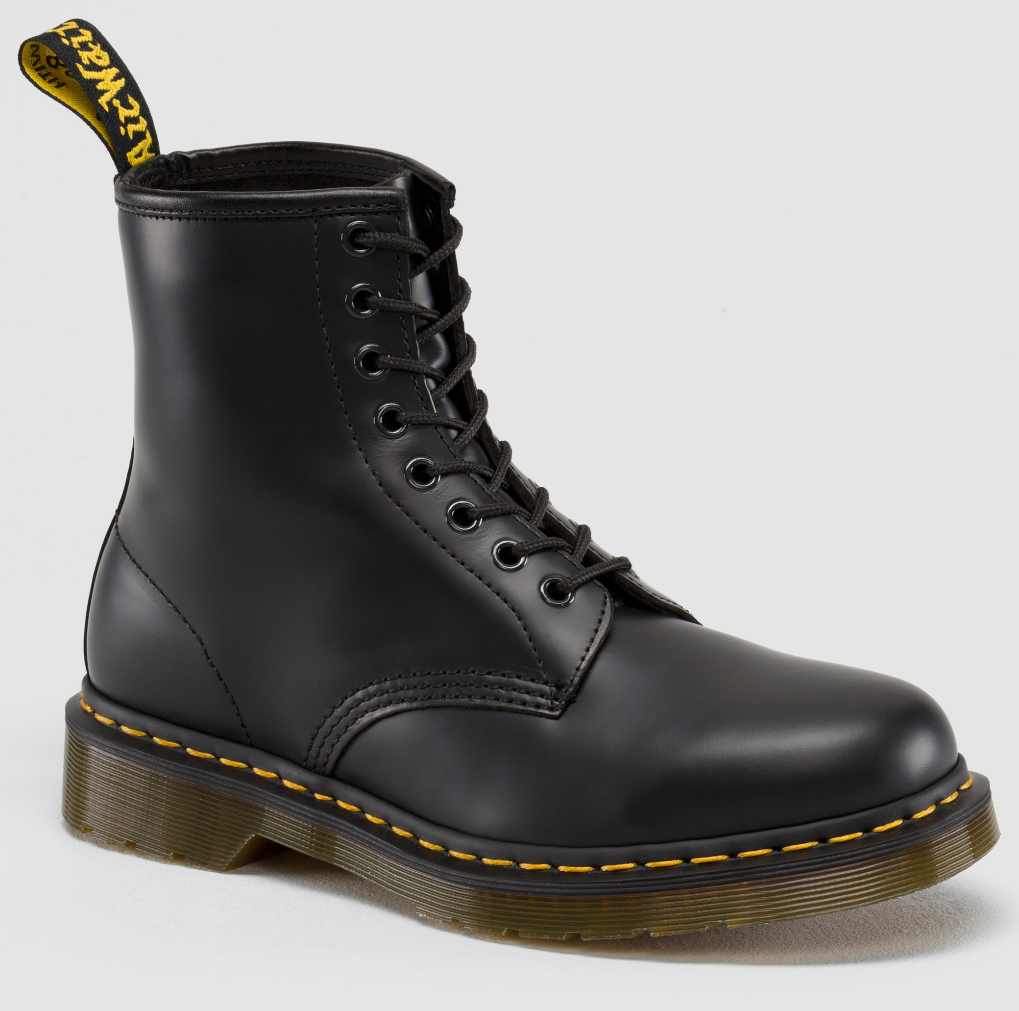 Dr Martens Black Shoe Laces