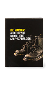 DR MARTENS REBELLIOUS BOOK