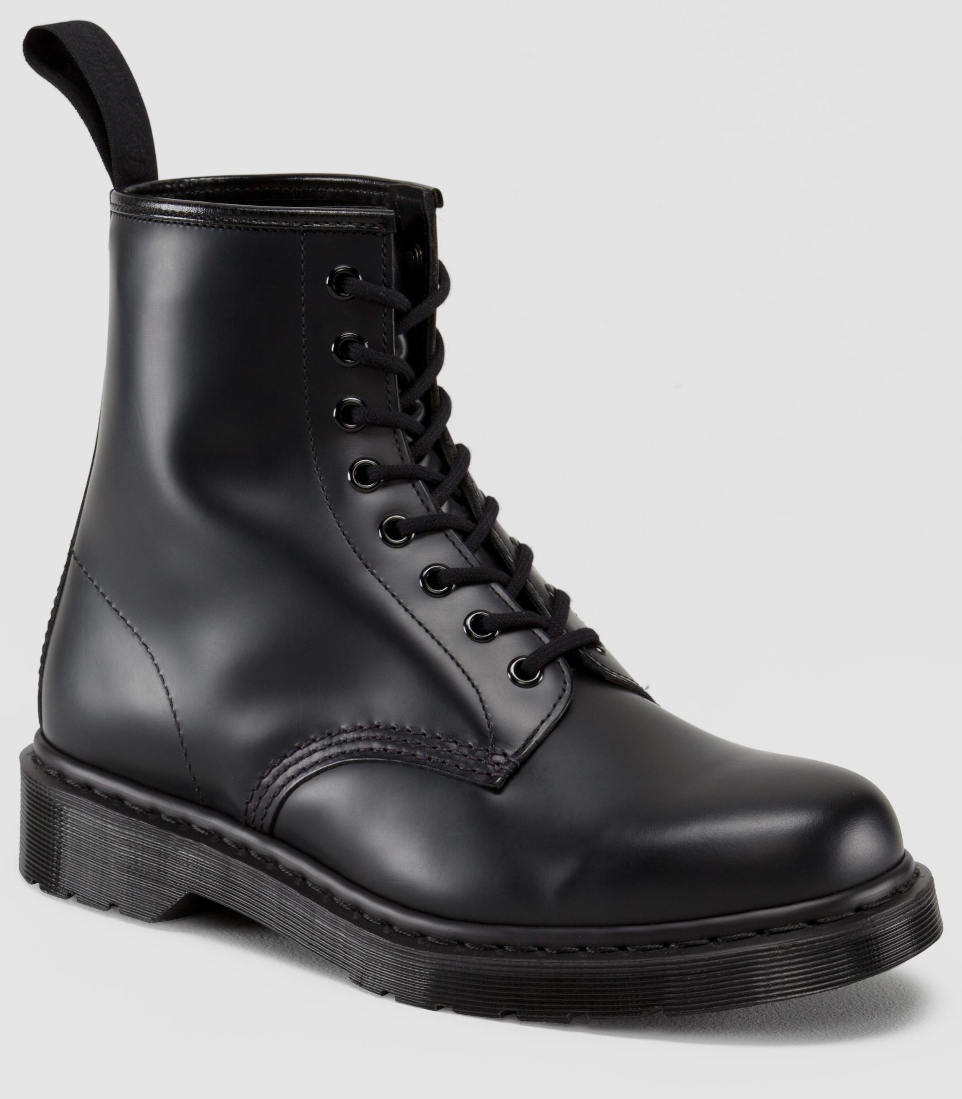 1460 mono 1460 8 eye boots official dr martens store us. Black Bedroom Furniture Sets. Home Design Ideas