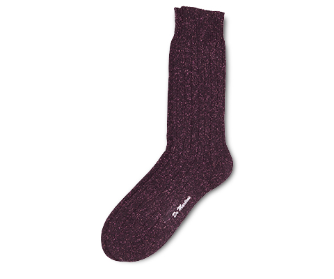 RUGGED MARL SOCK