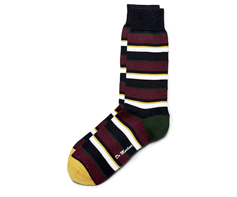 STRIPE RUGBY SOCK