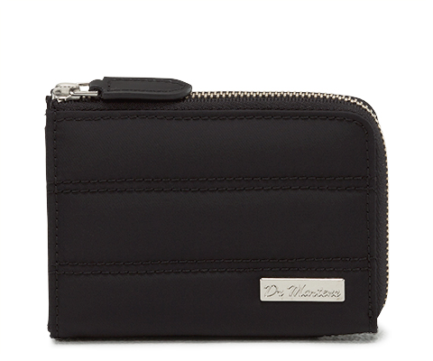 NYLON ZIP WALLET